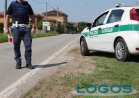 Castano - Controlli della Polizia locale (Foto d'archivio)