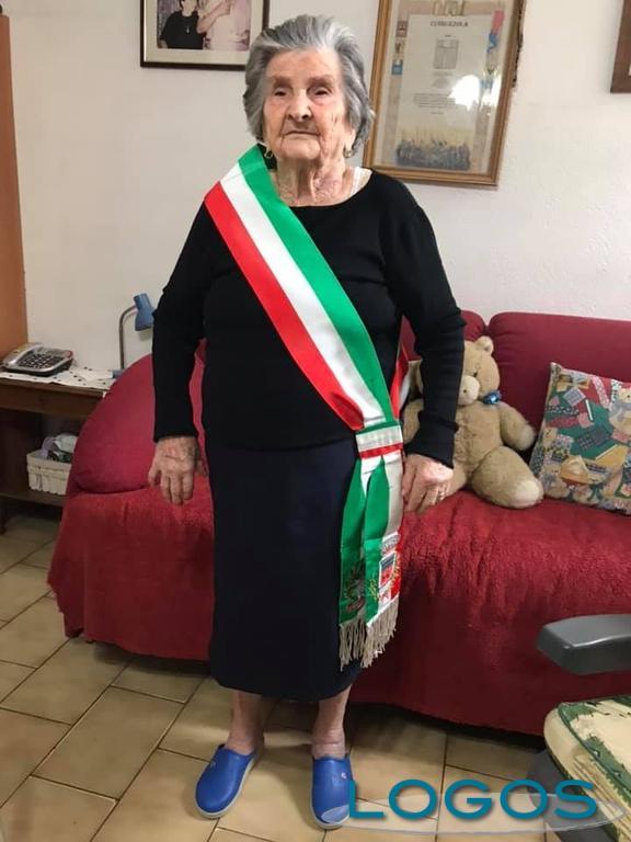 Inveruno - Liberata Sacco: 100 anni