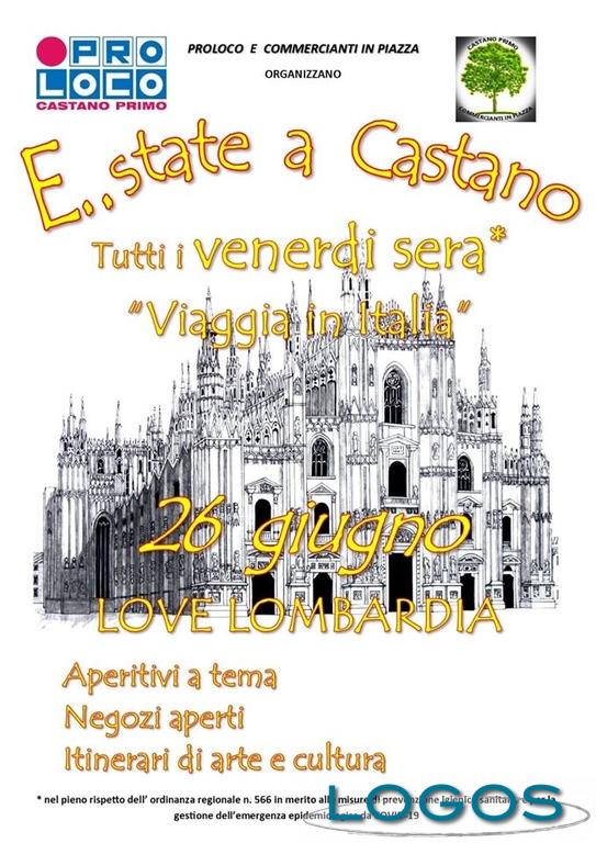 Castano Primo - 'Viaggia in Italia'