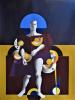 Busto Garolfo - La mostra 'Robotic Man'