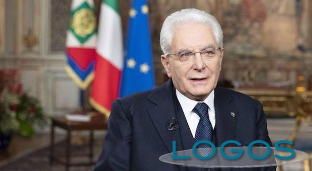 Attualità - Il Presidente della Repubblica, Sergio Mattarella (Foto internet)