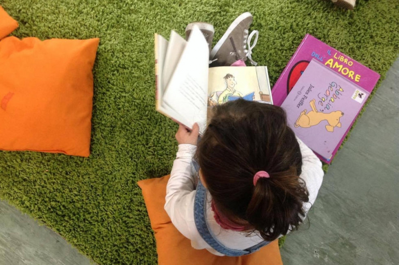 Eventi - Letture per bambini (Foto internet)