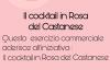 Territorio - 'Il cocktail in Rosa del Castanese'
