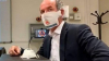 Politica - Luca Zaia con la mascherina