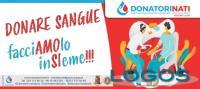 Salute - 'Donare sangue-Facciamolo insieme'