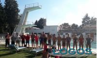 Legnano - Eccellenze del nuoto in piscina