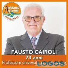 Arconate - Fausto Cairoli (Foto internet)