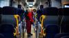 Attualità - Sanificazione treno (Foto internet)