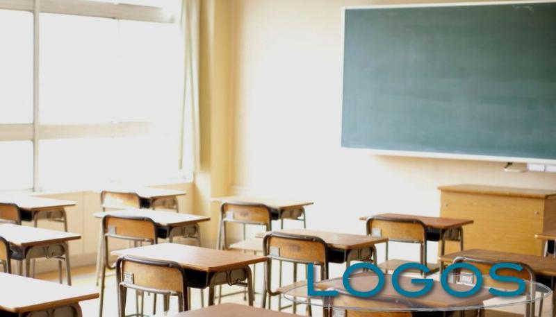 Scuola - Un'aula (Foto internet)