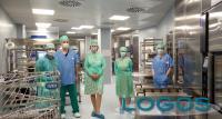 Salute - Centrale sterilizzazione ospedale di Busto Arsizio