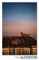 Ambiente - La cometa Newise in uno scatto di Franco Gualdoni.