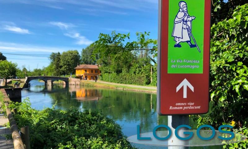 Territorio - Via Francisca del Lucomagno (Foto internet)