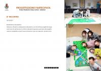 Dairago - I bambini ripensano a piazza Francesco della Croce