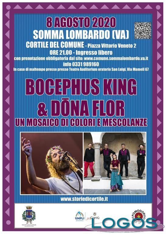 Somma Lombardo - Bocephus King