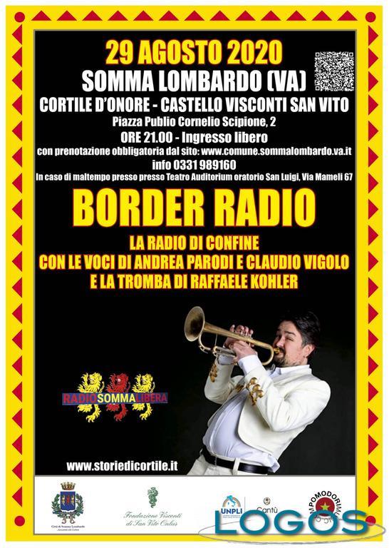 Somma Lombardo - Border radio
