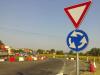 Territorio - Una rotonda stradale (Foto internet)