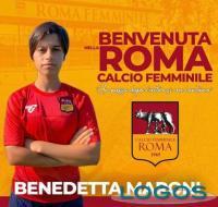 Cuggiono / Sport - Benedetta Maroni alla Roma