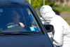 Salute - Tamponi 'drive-in' (foto da internet)