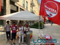 Legnano - Il gruppo 'La Sinistra - Legnano in Comune'