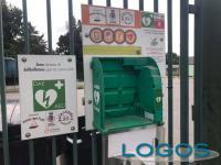 Inveruno - Il defibrillatore rubato alle scuole
