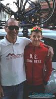 Sport - Il giovane Gabriel Vecchi dell'U.S. Legnanese
