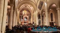Turbigo - Celebrazione nella chiesa Beata Vergine Assunta
