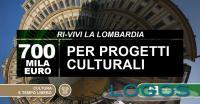 Cultura - 'Ri-Vivi la Lombardia'