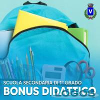 Vanzaghello - 'Bonus Didattico'