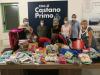 Castano - La consegna del materiale per i bimbi di Chernobyl
