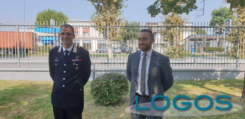 Territorio - Riglietti nuovo comandante della Compagnia Carabinieri di Abbiategrasso