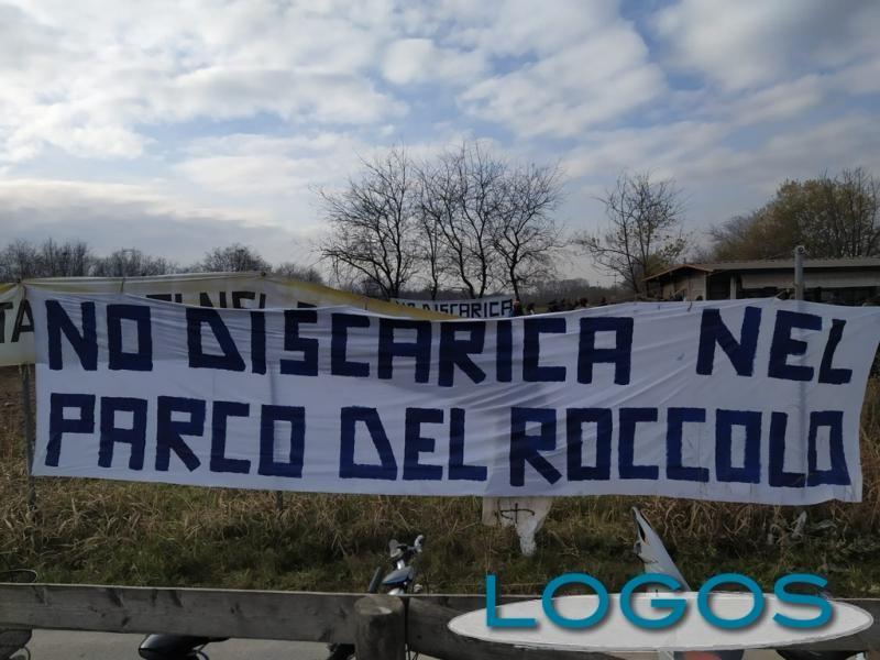 """Territorio - """"No discarica nel Parco del Roccolo"""" (Foto internet)"""