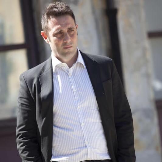 Castano - Il sindaco Giuseppe Pignatiello