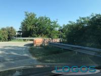 Nosate - Il ponte stretto sul canale Villoresi