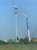 Castano - L'impianto di telecomunicazioni accanto al 'Torno'