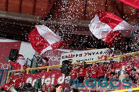 Sport - UYBA: tifosi
