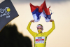 Sport - Tadej Pogacar, vincitore del Tour de France (Foto internet)