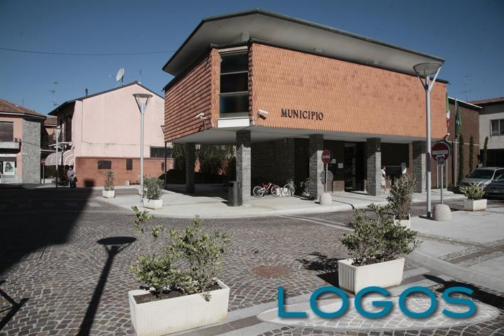 Buscate - Palazzo Municipale (Foto d'archivio)