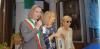 Turbigo - Il sindaco Garavaglia con gli assessori Leoni e Artusi (Foto Facebook Comune Turbigo)