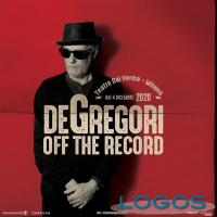 Musica - De Gregori torna 'live'