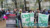 """Territorio - """"No discarica' nel Roccolo (Foto internet)"""