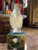 Vanzaghello - La statua della Madonna della Medaglia Miracolosa