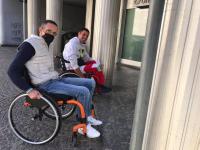 Inchieste - Girando in carrozzina per Varese