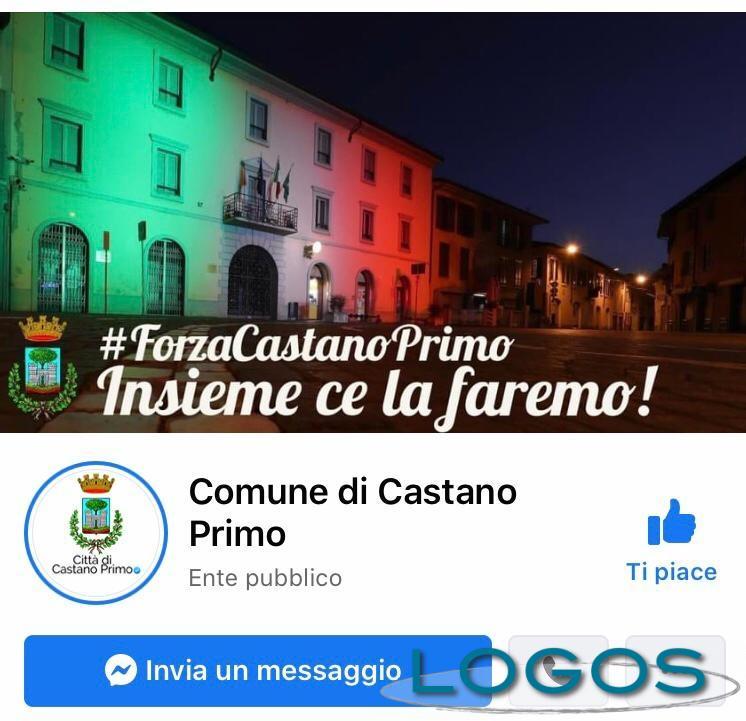 Castano - Pagina Facebook 'Comune di Castano Primo'