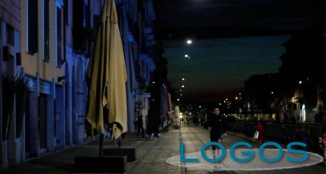 Salute - Lockdown serale (foto internet)