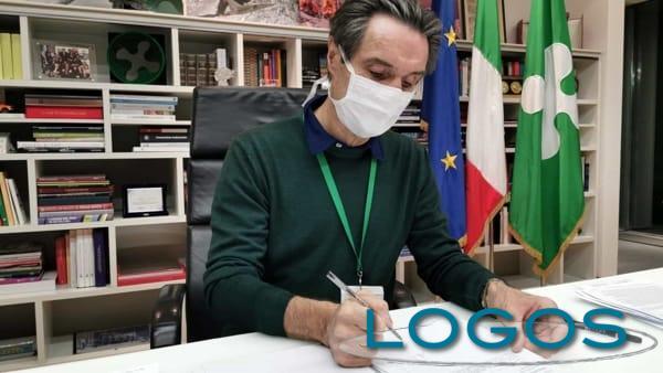 Milano - Attilio Fontana (Foto internet)