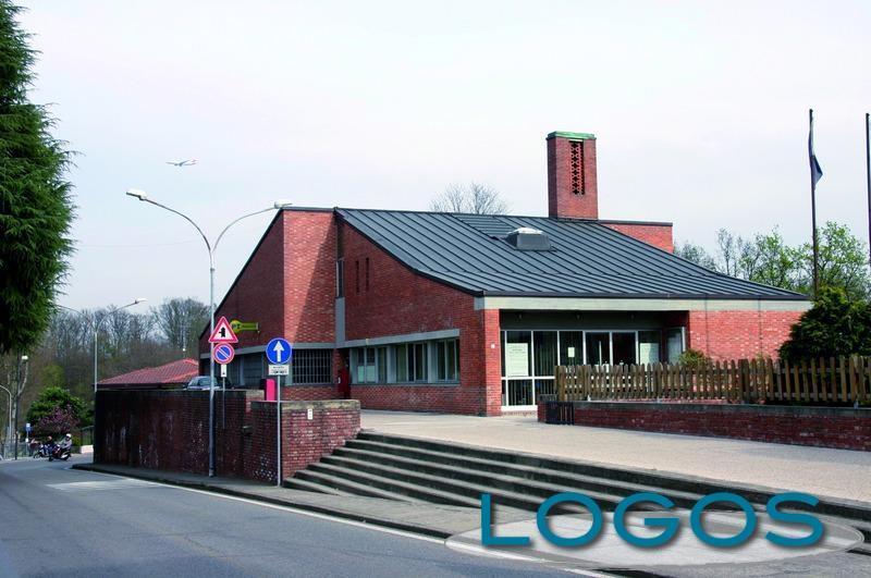 Nosate - Il palazzo Municipale (Foto d'archivio)