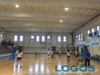 Sport - Un momento della dimostrazione del GSO Villa Cortese