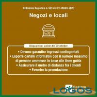 Commercio - Negozi e locali: le nuove misure