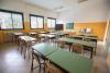 Scuola - Un'aula vuota (foto internet)