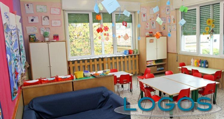 Scuola - Scuola dell'Infanzia vuota